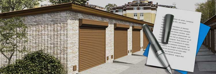 Правила подготовки договора купли-продажи гаража между физическими лицами