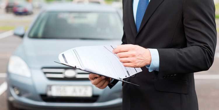 Регистрация авто после вступления в наследство