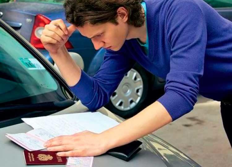Договор аренды транспортного средства с физ лицом