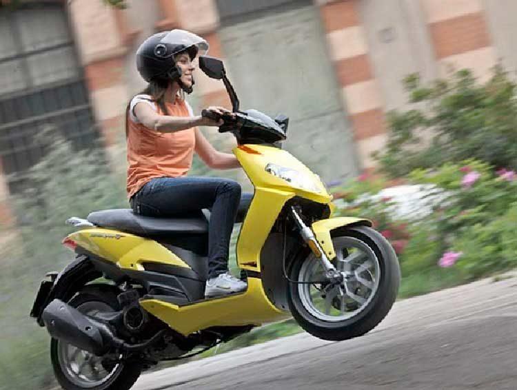 Права на скутер и квадроцикл