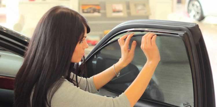 Тонировка стекол автомобиля - материалы штраф и альтернатива